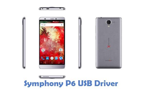 Symphony P6 USB Driver