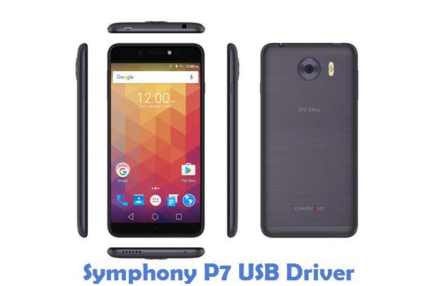 Symphony P7 USB Driver