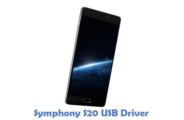 Symphony S20 USB Driver