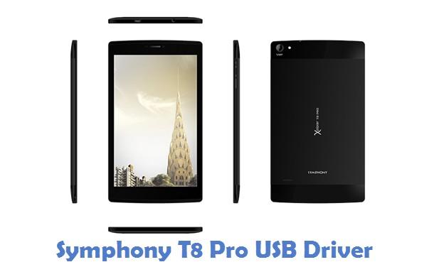 Symphony T8 Pro USB Driver