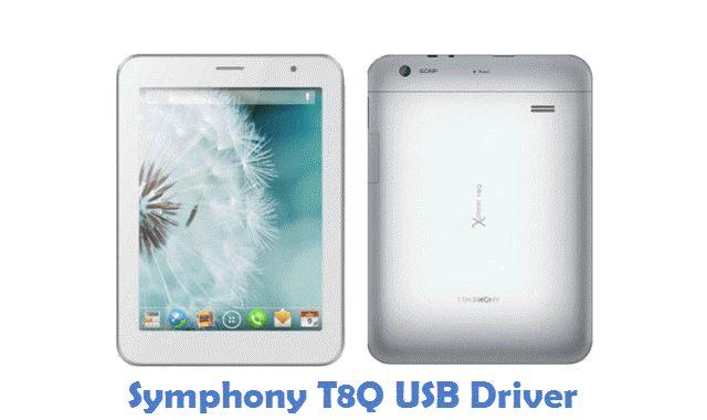 Symphony T8Q USB Driver