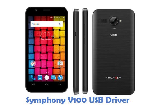 Symphony V100 USB Driver