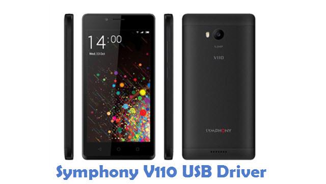 Symphony V110 USB Driver
