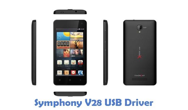 Symphony V28 USB Driver