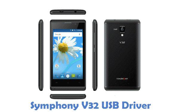 Symphony V32 USB Driver