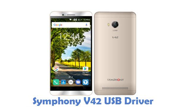 Symphony V42 USB Driver