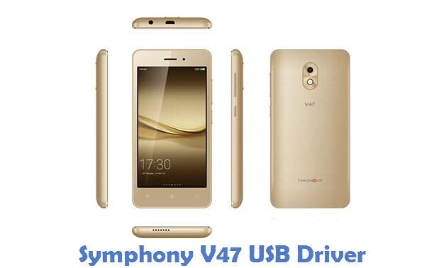 Symphony V47 USB Driver