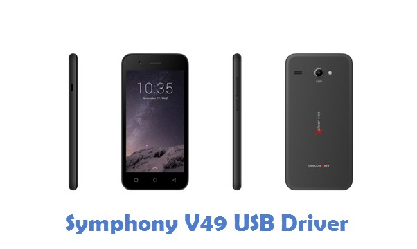 Symphony V49 USB Driver