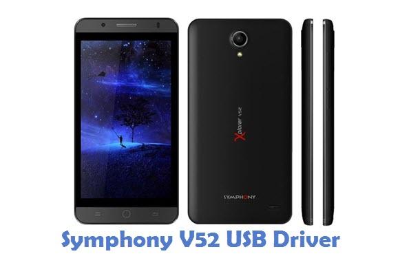 Symphony V52 USB Driver