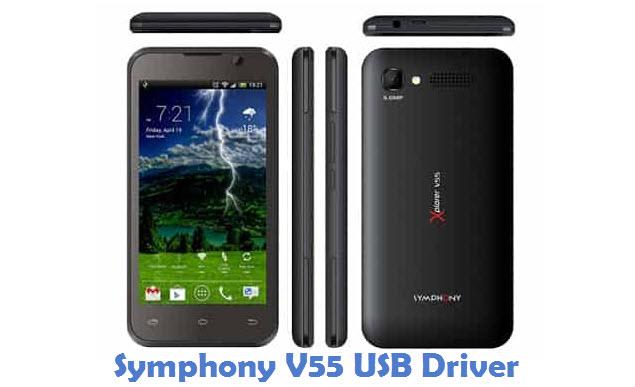 Symphony V55 USB Driver