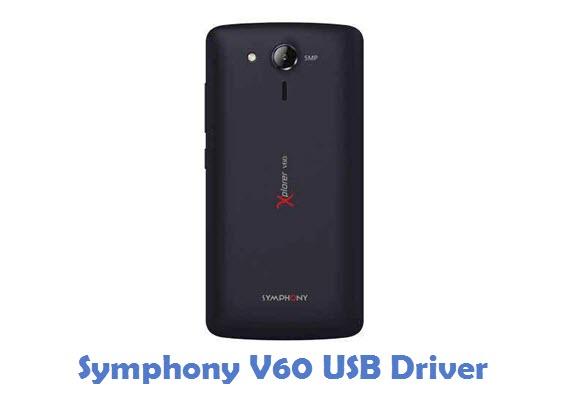 Symphony V60 USB Driver