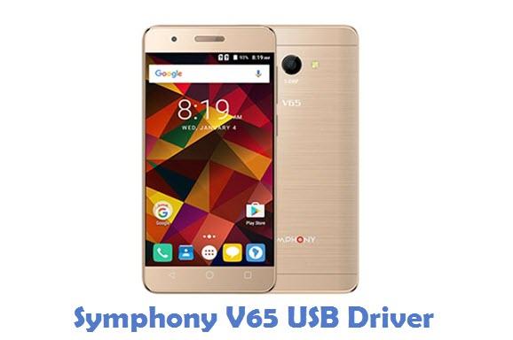 Symphony V65 USB Driver