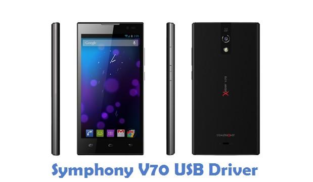 Symphony V70 USB Driver