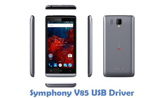 Symphony V85 USB Driver