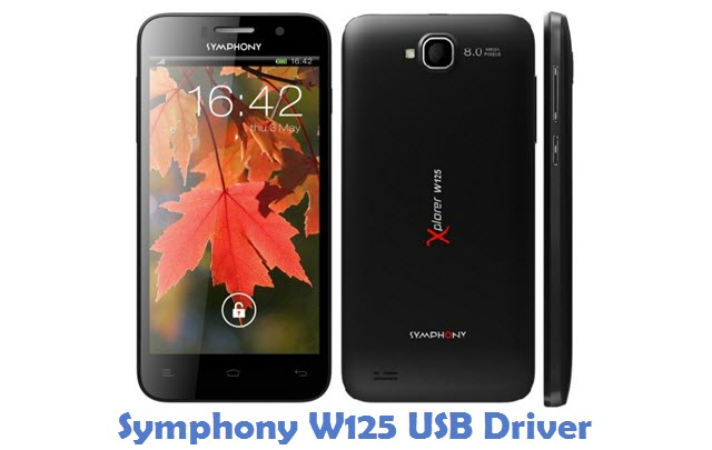 Symphony W125 USB Driver