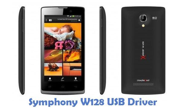 Symphony W128 USB Driver