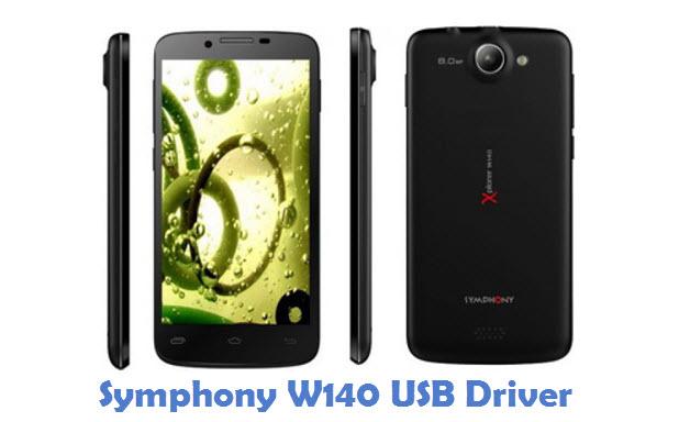 Symphony W140 USB Driver