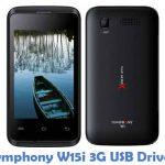 Symphony W15i 3G USB Driver