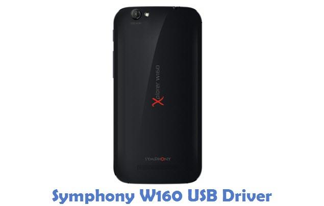 Symphony W160 USB Driver