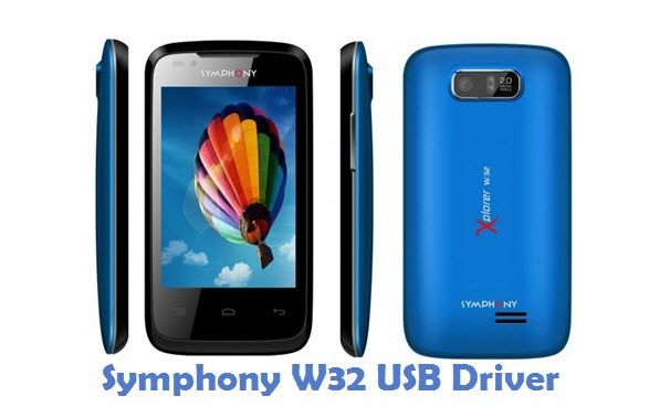 Symphony W32 USB Driver