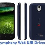Symphony W65 USB Driver