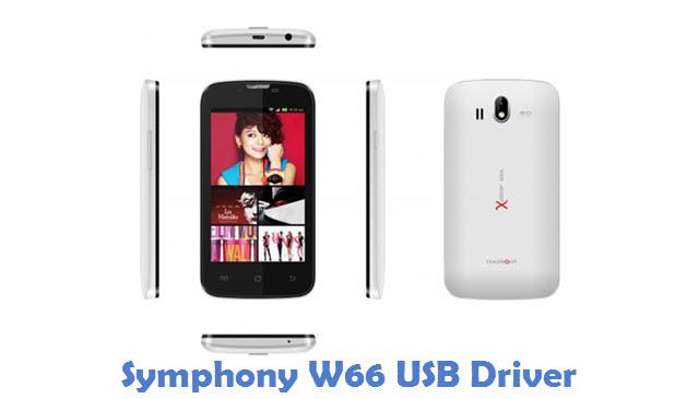 Symphony W66 USB Driver