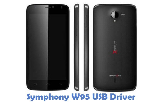 Symphony W95 USB Driver