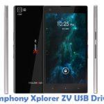 Symphony Xplorer ZV USB Driver