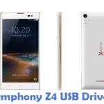 Symphony Z4 USB Driver