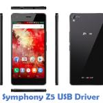 Symphony Z5 USB Driver