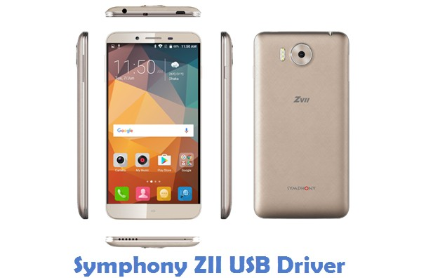 Symphony ZII USB Driver