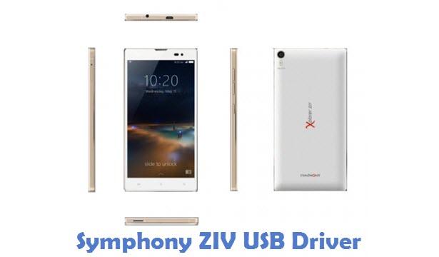 Symphony ZIV USB Driver