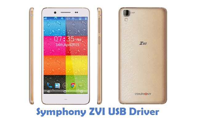 Symphony ZVI USB Driver