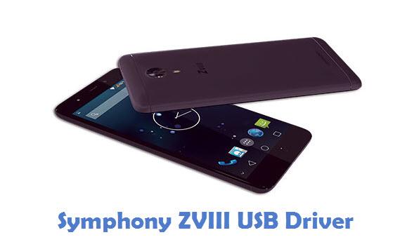 Symphony ZVIII USB Driver