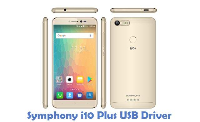 Symphony i10 Plus USB Driver