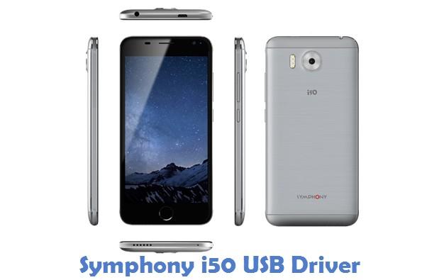 Symphony i50 USB Driver