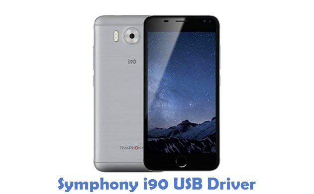 Symphony i90 USB Driver
