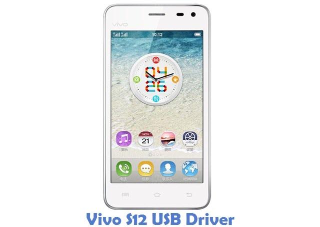 Vivo S12 USB Driver