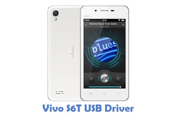 Vivo S6T USB Driver