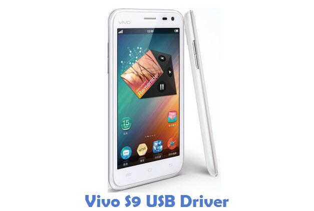 Vivo S9 USB Driver