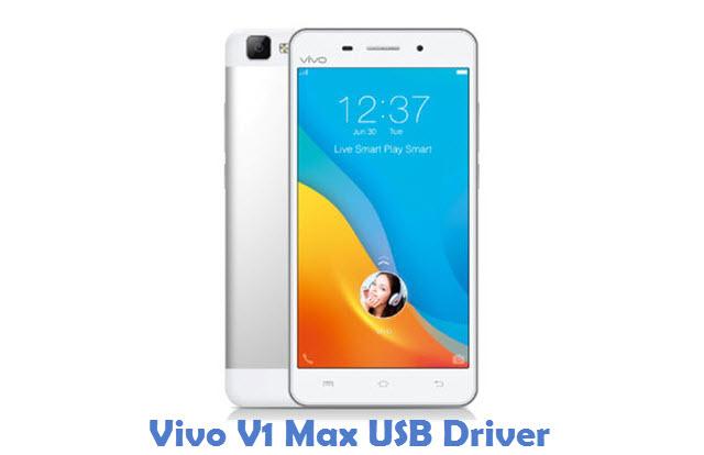 Vivo V1 Max USB Driver