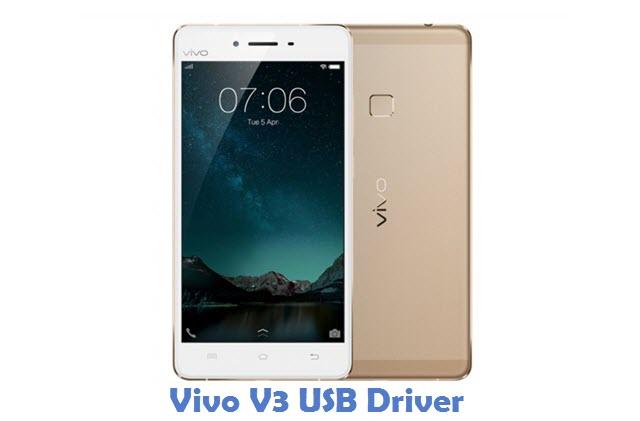 Vivo V3 USB Driver