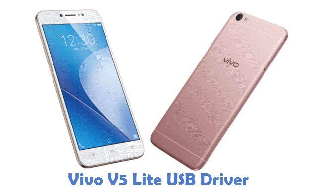 Vivo V5 Lite USB Driver