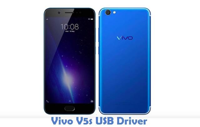 Vivo V5s USB Driver