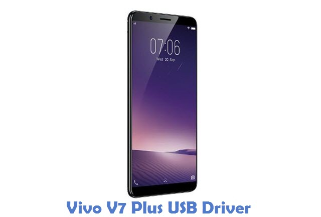 Vivo V7 Plus USB Driver