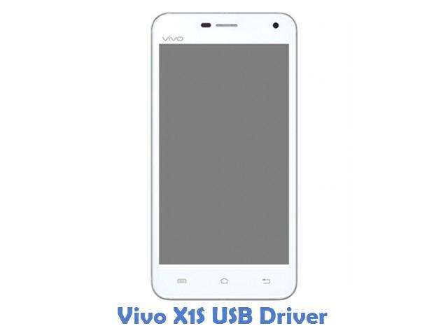 Vivo X1S USB Driver