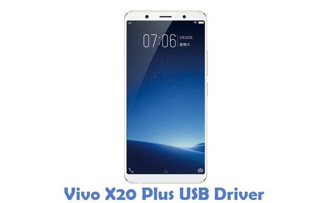 Vivo X20 Plus USB Driver