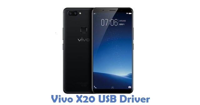 Vivo X20 USB Driver
