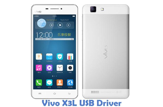 Vivo X3L USB Driver