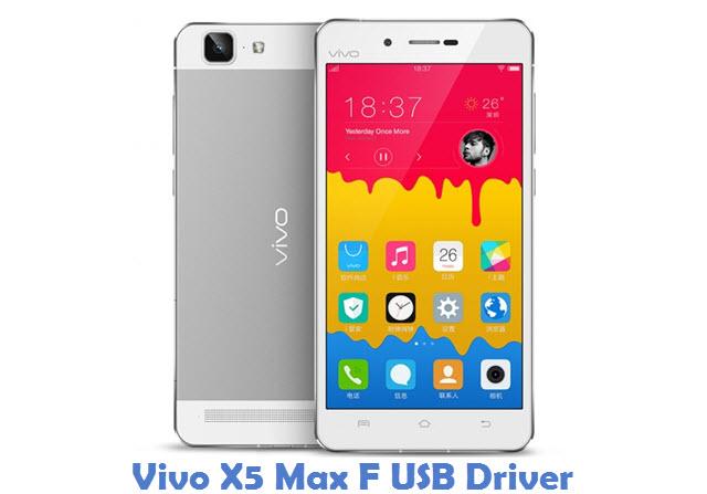Vivo X5 Max F USB Driver
